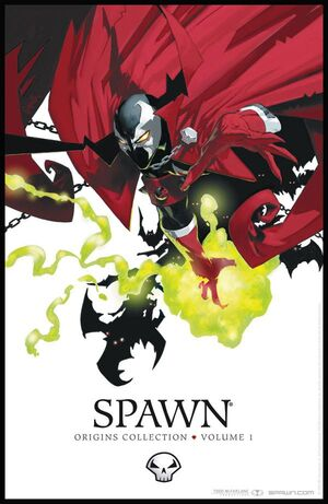 Cover for Spawn: Origins #1 (2009)