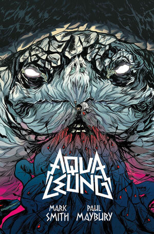 Cover for Aqua Leung #1 (2008)