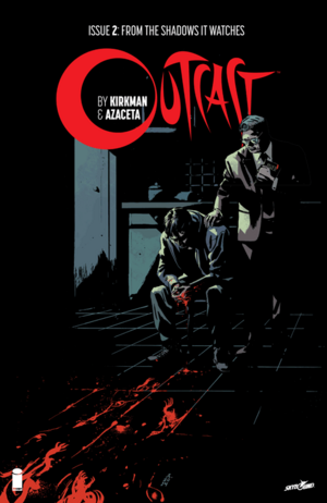 Cover for Outcast #2 (2014)