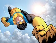 Invincible Returns Vol 1 1 001