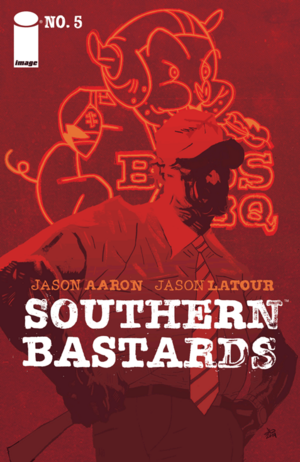 Cover for Southern Bastards #5 (2014)