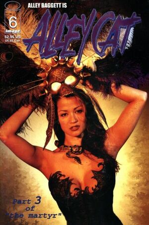 Cover for Alley Cat #6 (2000)