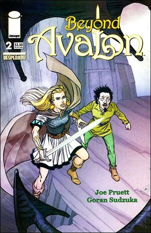 Cover for Beyond Avalon #2 (2005)