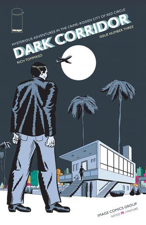 Cover for Dark Corridor #3 (2015)