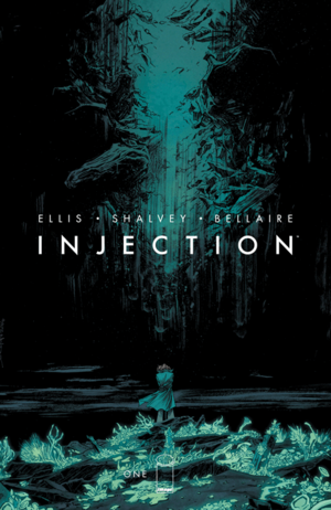 Cover for Injection #1 (2015)