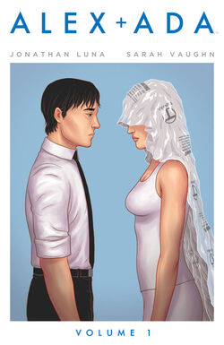 Cover for the Alex + Ada, Volume 1 Trade Paperback