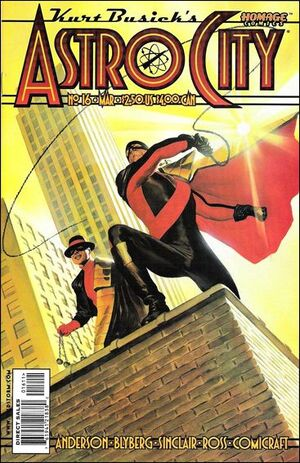 Cover for Astro City #16 (1999)