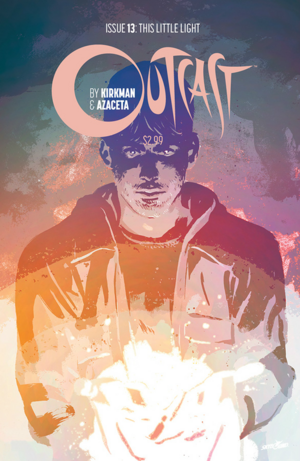 Cover for Outcast #13 (2015)