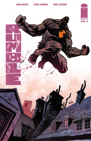 Cover for Rumble #12 (2016)