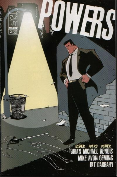 Powers Vol 1 2 Image Comics Database Fandom Powered By Wikia