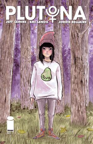 Cover for Plutona #1 (2015)