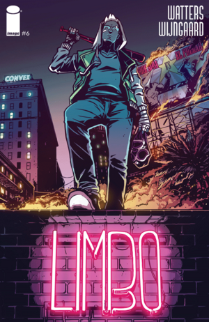 Cover for Limbo #6 (2016)