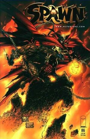 Cover for Spawn #86 (1999)