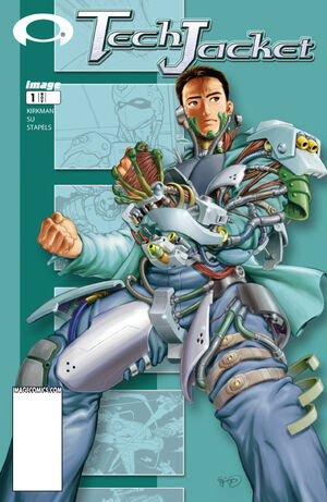 Cover for Tech Jacket #1 (2002)