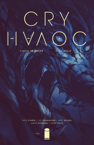 Cover for Cry Havoc #1 (2016)