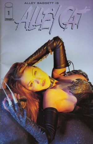 Cover for Alley Cat #1 (1999)