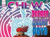 Chew Vol 1 Secret Agent Poyo One-Shot