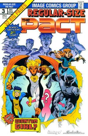 Cover for The Pact #3 (2005)