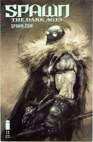Cover for Spawn The Dark Ages #12 (2000)