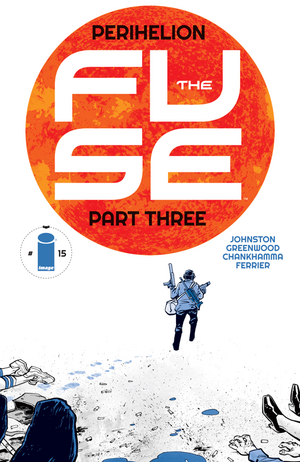 Cover for The Fuse #15 (2015)