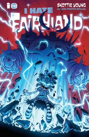 Cover for I Hate Fairyland #5 (2016)
