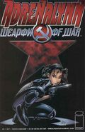 Adrenalynn Weapon of War Vol 1 2