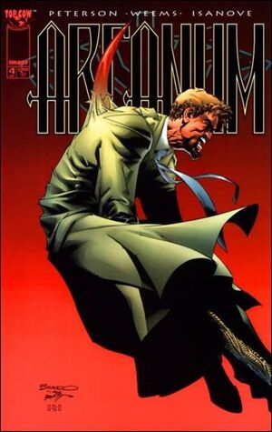 Cover for Arcanum #4 (1997)