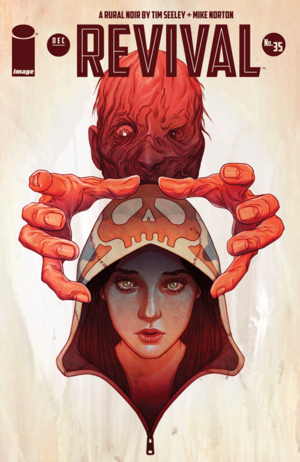 Cover for Revival #35 (2015)