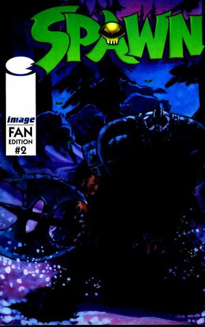Cover for Spawn Fan Edition #2 (1996)