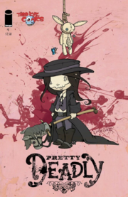 Pretty Deadly Vol 1 1 - Third Eye Comics variant