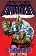 Savage Dragon Legacy TPB