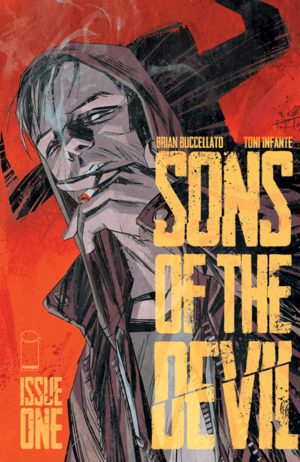 Cover for Sons of the Devil #1 (2015)