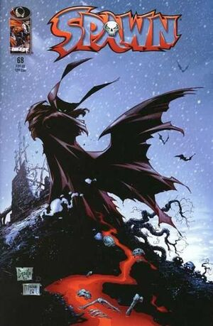Cover for Spawn #68 (1998)
