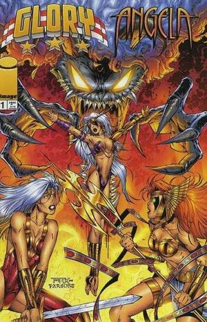 Cover for Glory & Angela: Angels in Hell #1 (1996)
