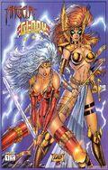 Angela & Glory Rage of Angels Vol 1 1 Variant A