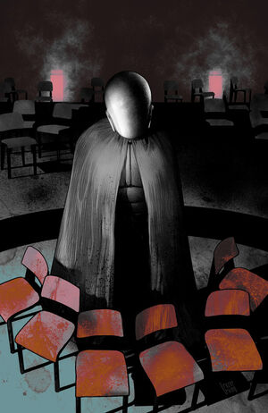 Cover for Bedlam #3 (2013)