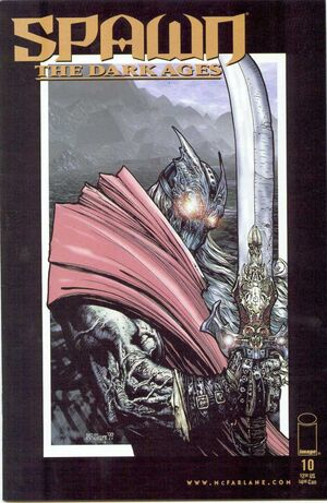 Cover for Spawn The Dark Ages #10 (1999)