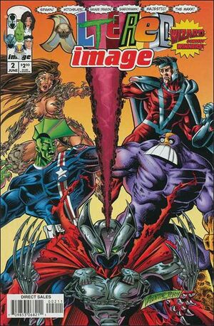 Cover for Altered Image #2 (1998)