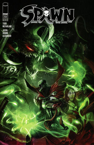 Cover for Spawn #294 (2019)