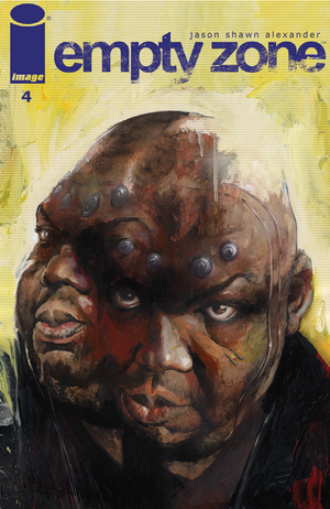 Cover for Empty Zone #4 (2015)