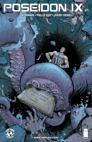 Cover for Poseidon IX #1 (2015)