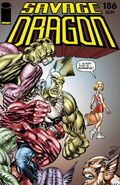 Savage Dragon Vol 1 186