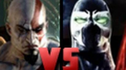 DEATH BATTLE! - Kratos VS Spawn