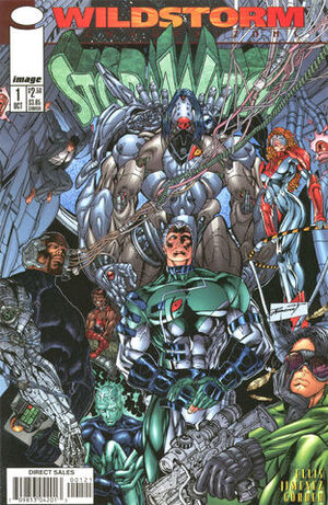 Cover for StormWatch #1 (1997)