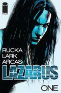 Lazarus (2013) Vol 1 1