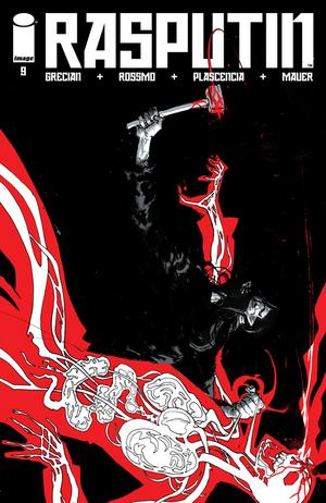 Cover for Rasputin #9 (2015)