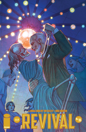 Cover for Revival #26 (2016)