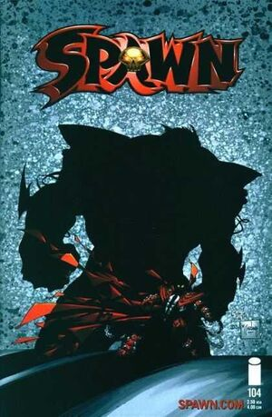 Cover for Spawn #104 (2001)