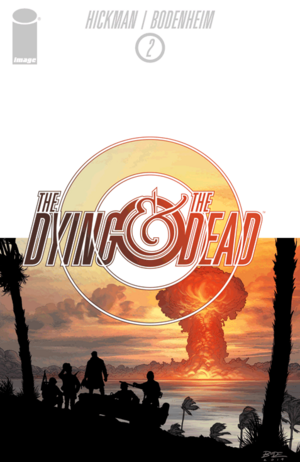 Cover for The Dying and the Dead #2 (2015)