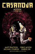 Casanova Acedia TPB Vol 1